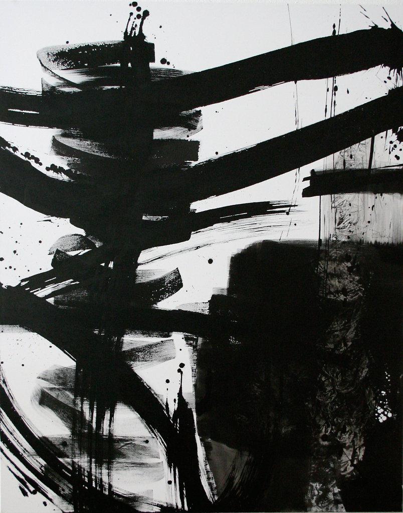 sans titre A, 2009