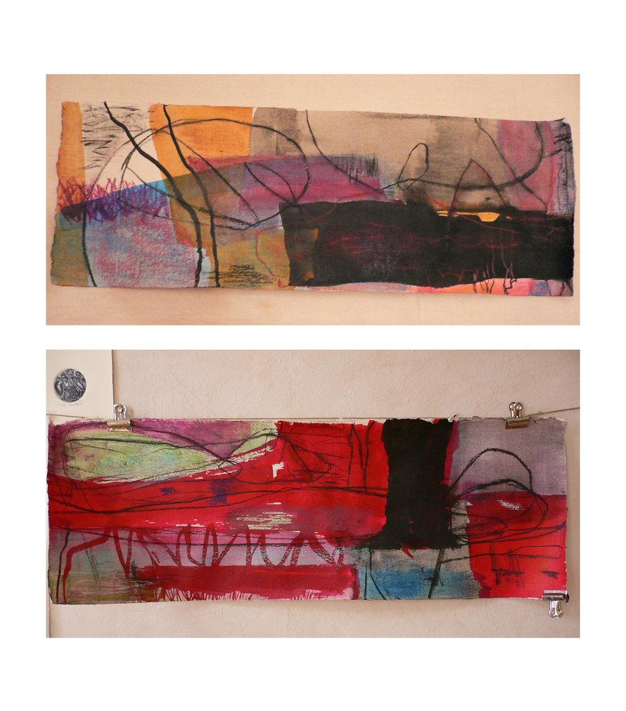 Lignes et surface, 2006