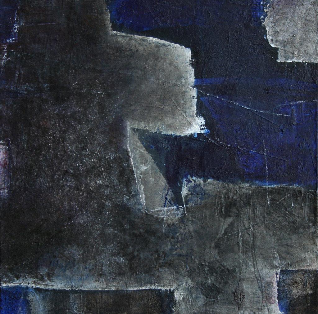 Variation bleue A, 2012