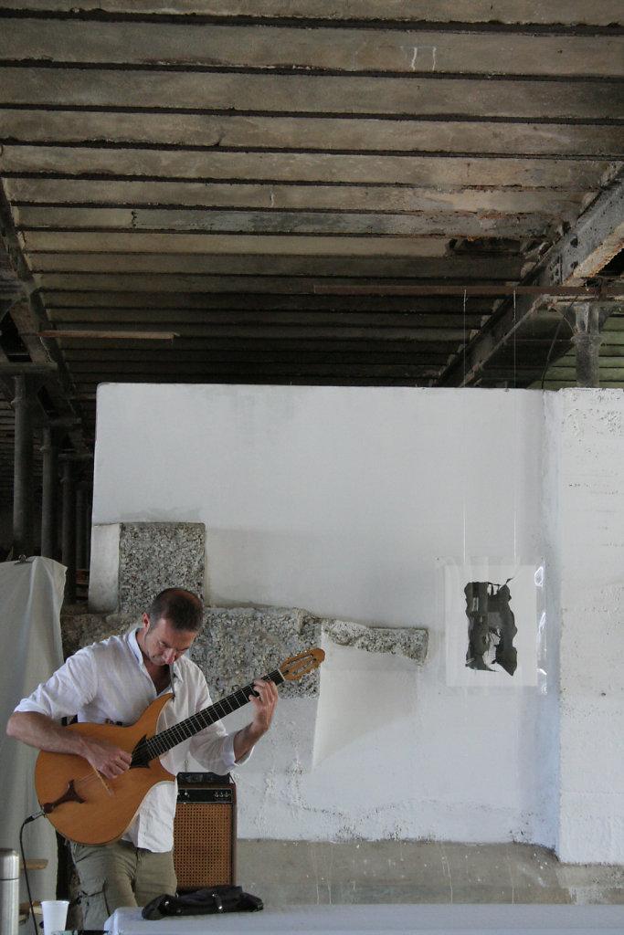 Jérôme Lefevbre, musicien